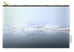 Carry-all Pouch featuring the photograph Fine Art Landscape 1 by Dubi Roman