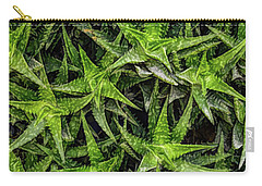 Carry-all Pouch featuring the photograph Fine Wine Cafe Aloevera by Aimee L Maher Photography and Art Visit ALMGallerydotcom