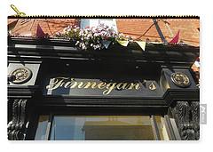 Finnegan's Sign/ Bono's Pub Carry-all Pouch