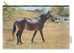 Finnon Lake Horse Carry-all Pouch
