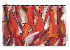 Fire And Light Carry-all Pouch by Lynne Taetzsch