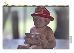 Fire Chief Molded Stone Carry-all Pouch