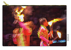 Fire Eaters Carry-all Pouch