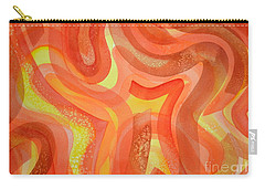 Fire Carry-all Pouch by Holly York