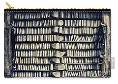 Fire Hose Carry-all Pouch by Jutta Maria Pusl