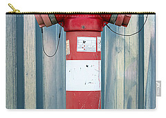 Fire Hydrant Steel Wall Carry-all Pouch