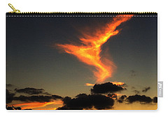 Early Evening Over Paros Island Carry-all Pouch