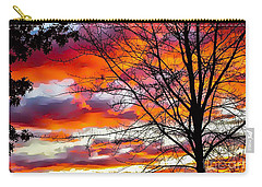 Fire Inthe Sky Carry-all Pouch