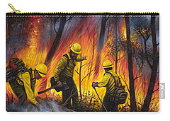 Fire Line 2 Carry-all Pouch