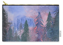 Fire On The Mountain Carry-all Pouch