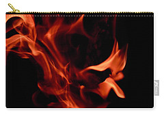 Fire Petals Carry-all Pouch