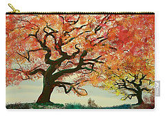 Fire Tree Carry-all Pouch