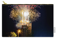 Fire Works In Fort Wayne Carry-all Pouch