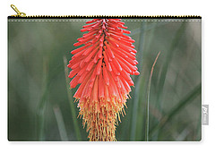Carry-all Pouch featuring the photograph Firecracker by David Chandler