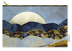 Firefly Sky Carry-all Pouch by Katherine Smit