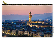 Firenze At Sunset Carry-all Pouch