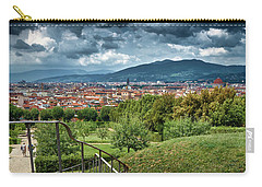 Firenze From The Boboli Gardens Carry-all Pouch