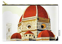 Firenze Travel Poster 1930 Carry-all Pouch