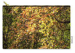 Fires Of Autumn Carry-all Pouch