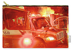 Firetrucks From Playas De Tijuana Carry-all Pouch