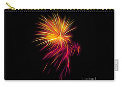 Fireworks Abstract Nbr 1 Carry-all Pouch