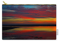 Fireworks From Nature Carry-all Pouch by Dianne Cowen