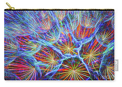 Fireworks In Nature Carry-all Pouch