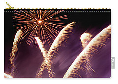 Fireworks In The Night Carry-all Pouch