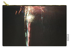 Fireworks On The Lake Carry-all Pouch