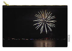 Fireworks Over Shaver Lake Carry-all Pouch