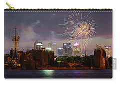 Fireworks Over Tampa 2017 Carry-all Pouch