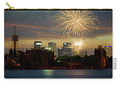 Fireworks Over Tampa 2017 II Carry-all Pouch