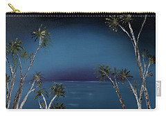 Fireworks Palms Carry-all Pouch