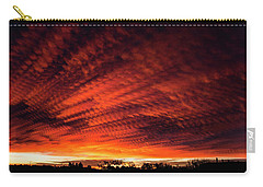 Fiery Sky 7 Carry-all Pouch