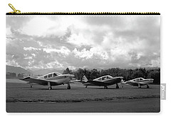 Firing Up - Vintage Planes Carry-all Pouch