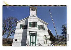 First Congragational Church In New Village Carry-all Pouch