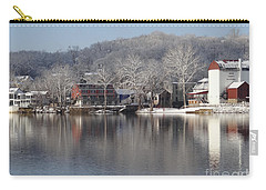 First Day Of Spring Bucks County Playhouse Carry-all Pouch