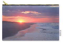 Carry-all Pouch featuring the photograph First Daylight by Newwwman