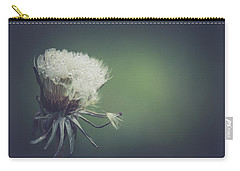 Carry-all Pouch featuring the photograph First Dream by Shane Holsclaw