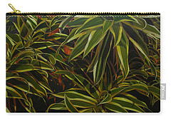 Carry-all Pouch featuring the painting First In Cabot by Thu Nguyen