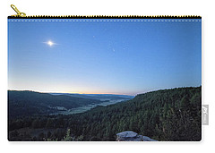 First Light At Salt Creek Carry-all Pouch
