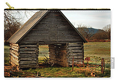 First Light At The Barn Carry-all Pouch