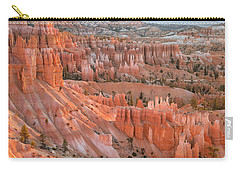 First Light, Bryce Canyon National Park Carry-all Pouch