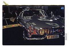 Carry-all Pouch featuring the photograph First Look P 1800 by John Schneider