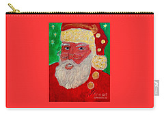 First Santa Claus 1773 Carry-all Pouch