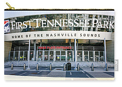 First Tennessee Park, Nashville Carry-all Pouch