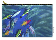 Fish Bowl Carry-all Pouch