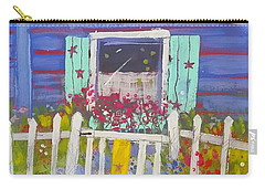 Fish Camp Cottage Carry-all Pouch