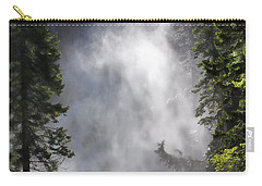 Fish Creek Falls Carry-all Pouch by Don Schwartz