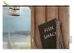 Carry-all Pouch featuring the photograph Fish Fileted by Lori Deiter